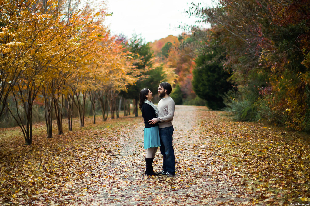 Autumn Love Oak Grove Trail Deveion Acker Flickr