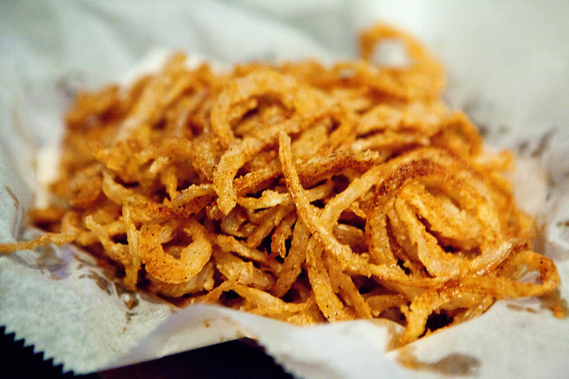 Onion Strings Recipes — Dishmaps
