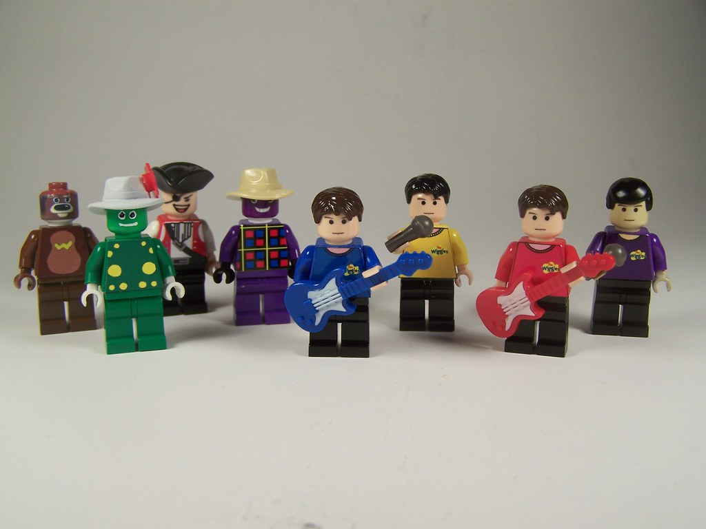 The Wiggles Toys R Us : The wiggles paul janowski flickr