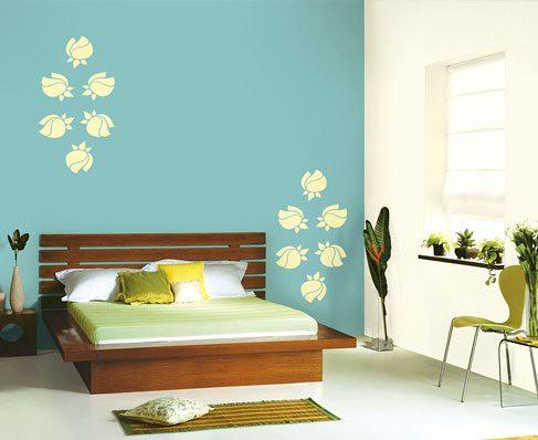 asian paints signature walls stencil design flickr - Asian Paints Wall Design