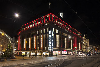 The Department Store in Helsinki city centre