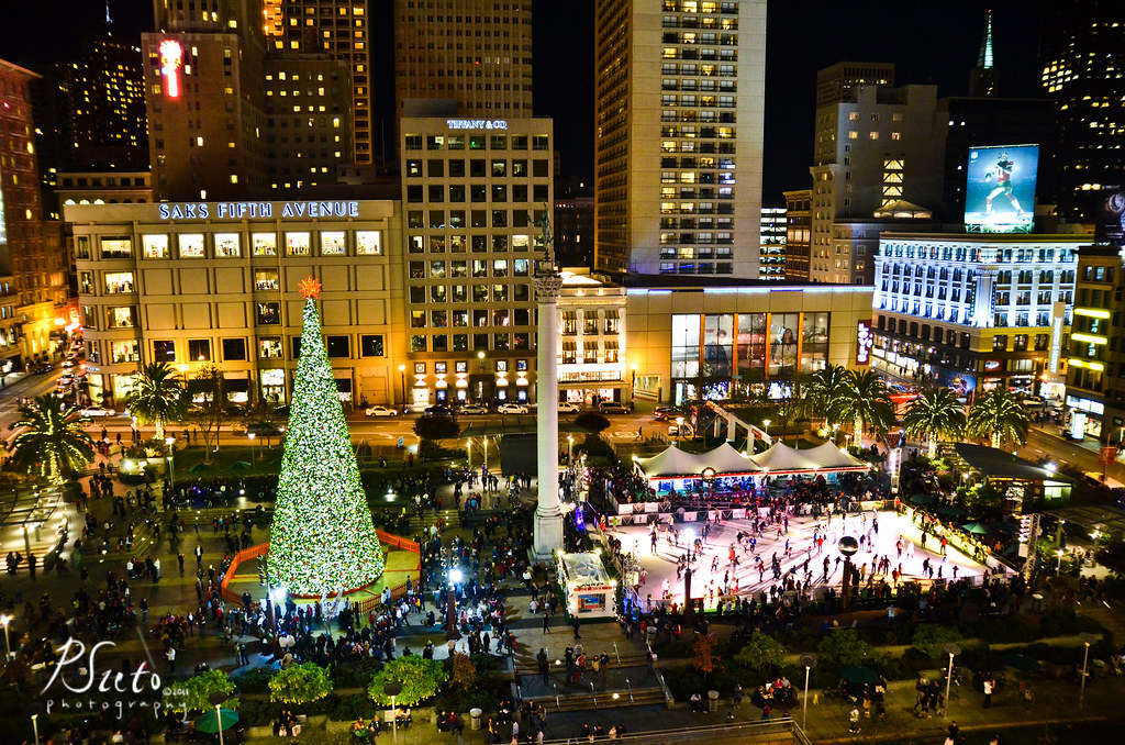 Union Square Christmas | PSzeto | Flickr