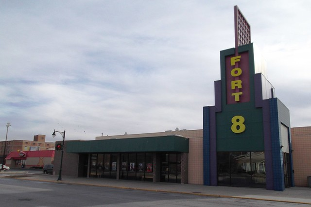 ft dodge iowa fort dodge fort 8 theater flickr photo sharing. Cars Review. Best American Auto & Cars Review