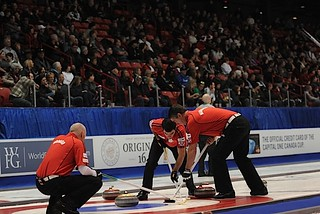 Glenn Howard, Wayne Middaugh & Craig Savill | by seasonofchampions