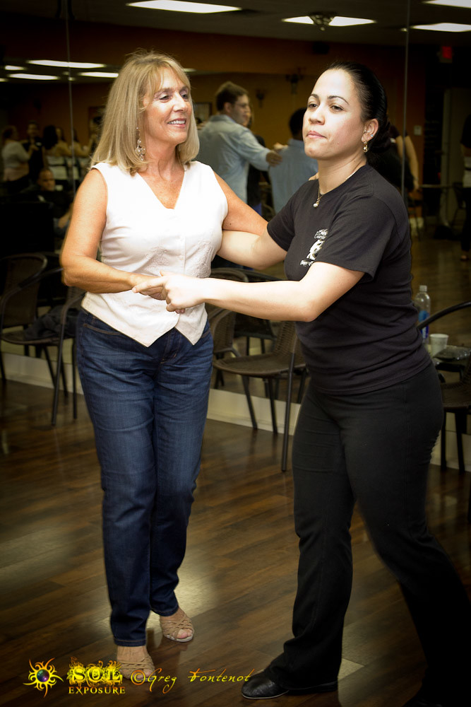 Free Salsa Lessons West Palm Beach