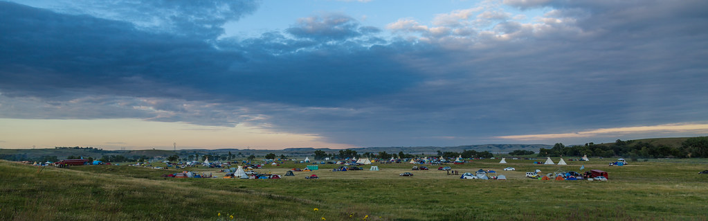 Sacred Stone Camp, North Dakota Pipeline