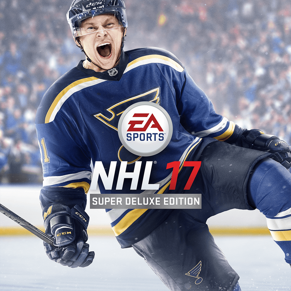 EA Sports NHL 17 Super Deluxe Edition