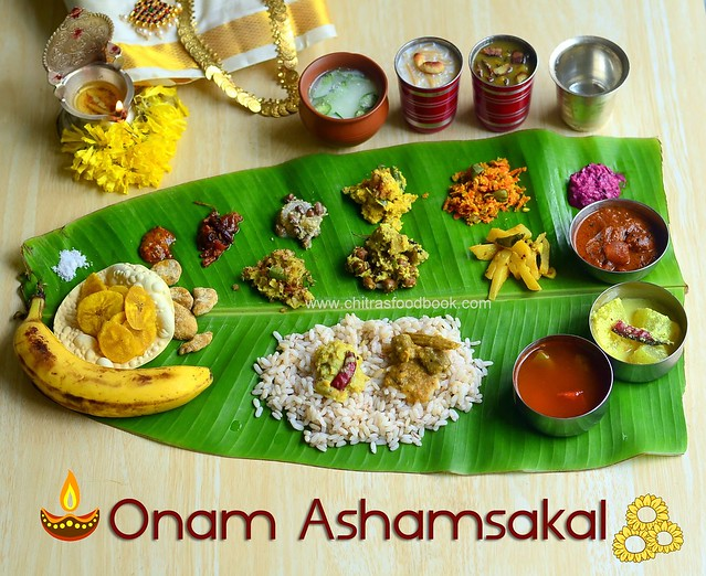 Onam sadya recipes kerala onam sadhya vibhavangal lunch menu onam sadya recipes forumfinder Gallery