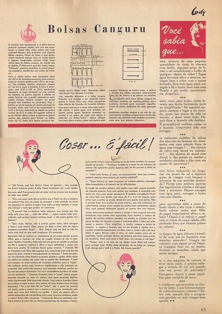 Lady, Nº 5, Fevereiro 1957 - 64
