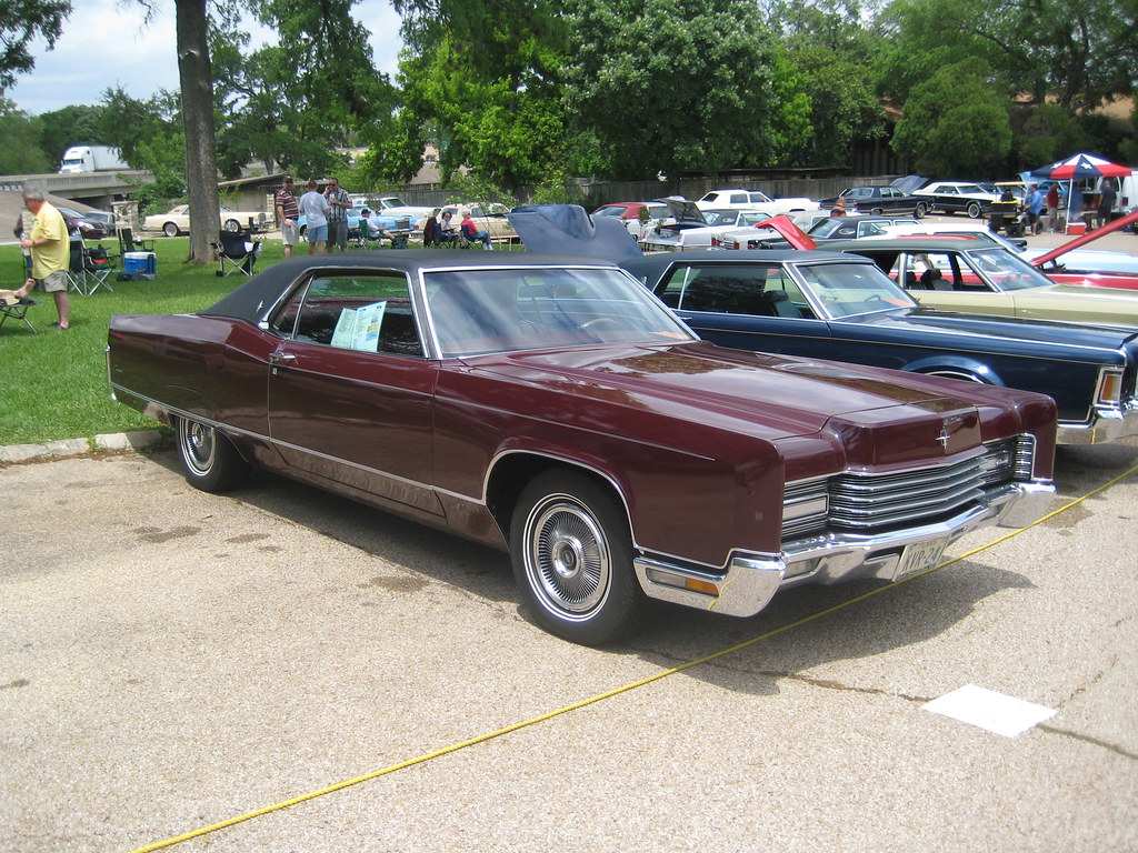1970 lincoln continental coupe salado texas roadie1995. Black Bedroom Furniture Sets. Home Design Ideas