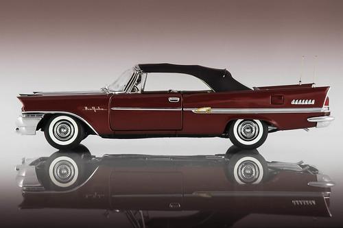 1958 Chrysler New Yorker Convertible Made By Danbury