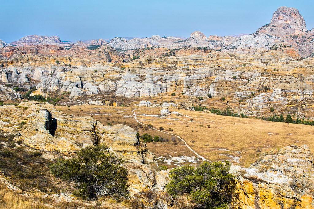 Isalo National Park, Madagascar | François Dorothé | Flickr