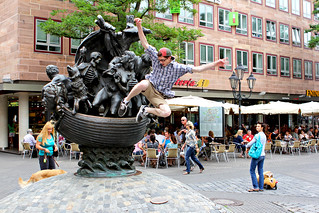Jumping at Nuremberg | by FeistyTortilla