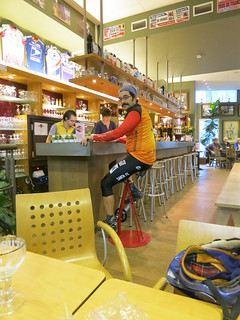 Bar at Ronde Museum | by Target Salad