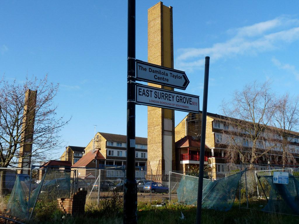 North Peckham Estate, Peckham SE15, London   The North ...
