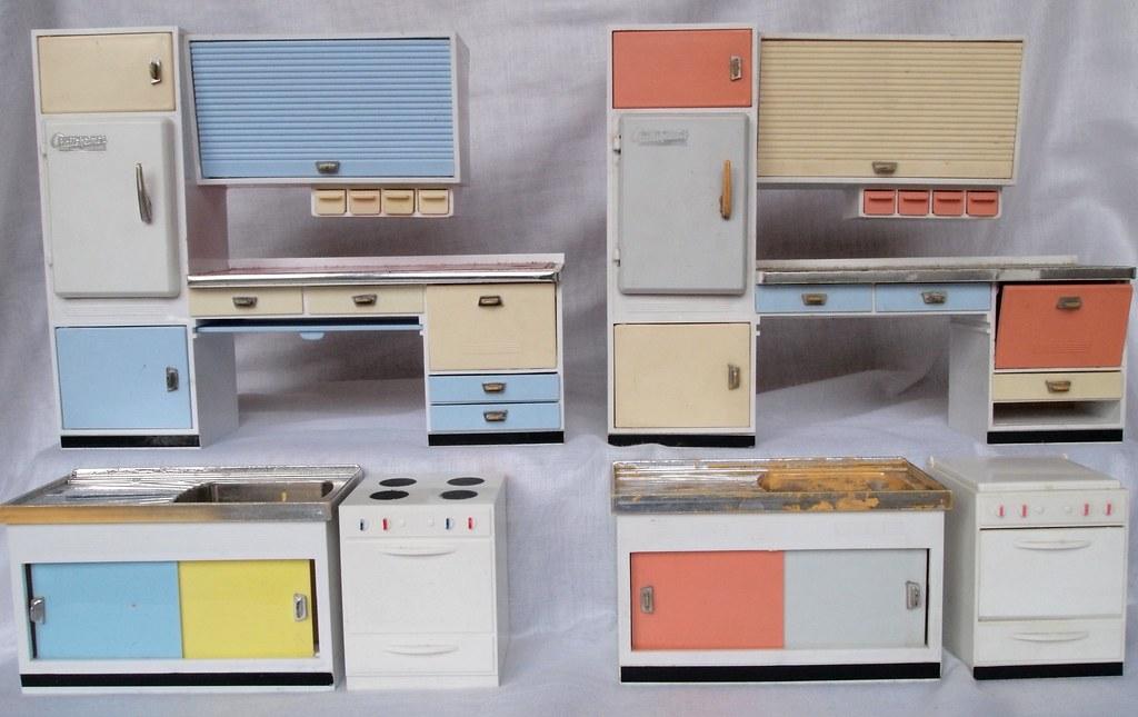 1962 crailsheimer k chen farben diepuppenstubensammlerin b flickr. Black Bedroom Furniture Sets. Home Design Ideas