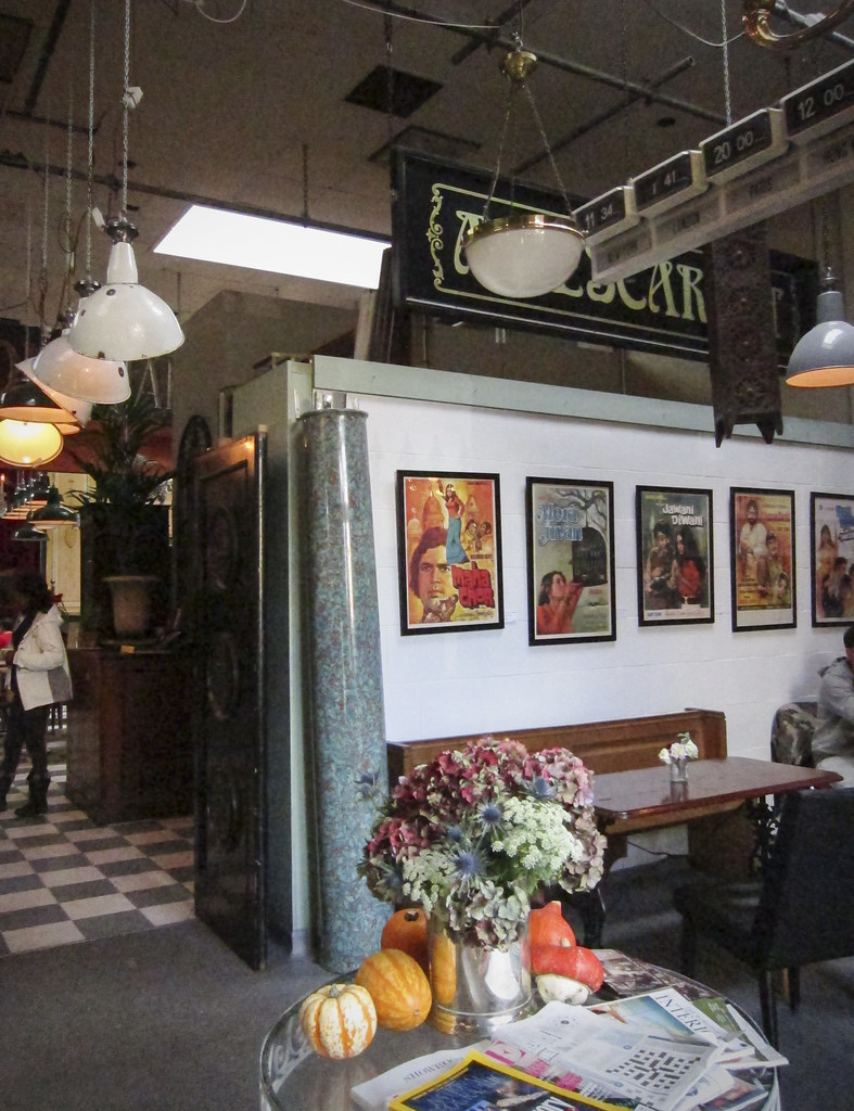Brunswick House Cafe Review