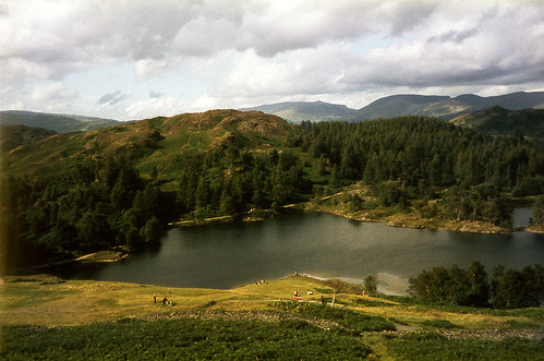 The lake district tarn hows in 1965 taken in 1965 on my for How s the fishing