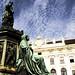 Statue of Kaiser Franz I