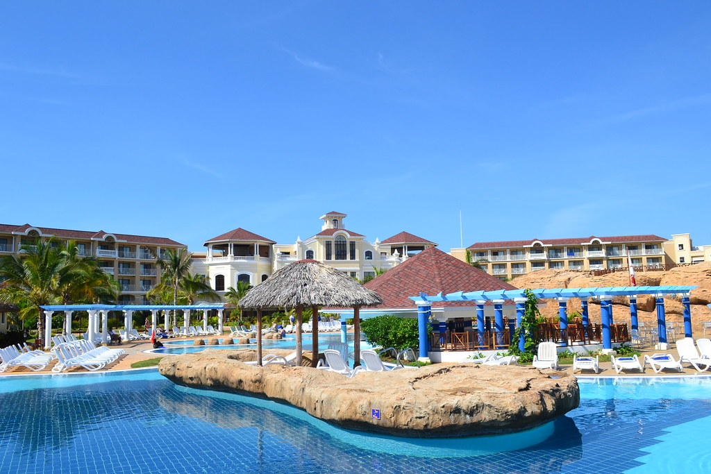Iberostar laguna azul varadero cuba piscine richard for Piscine varadero