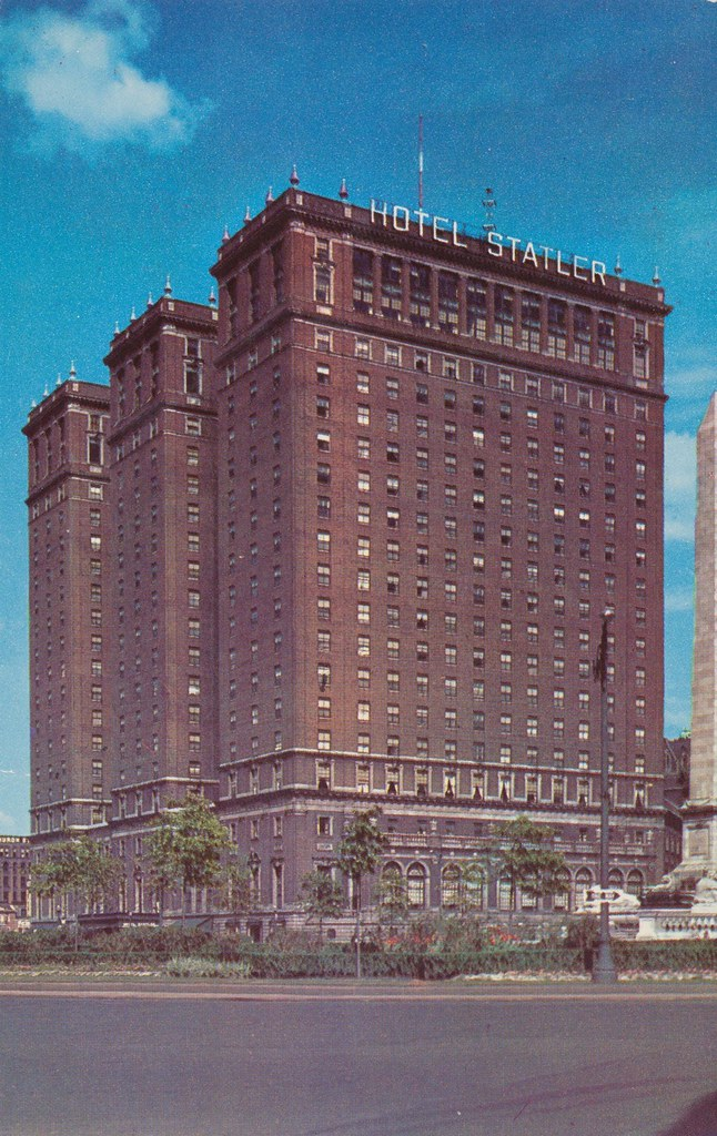 Statler Hotel - Buffalo, New York
