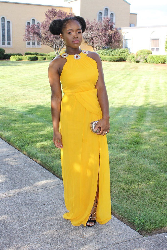 f8a72ebb9c4 Wedding Guest  Yellow Dress