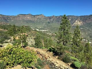Gran Canaria - Pozo de las Nieves & Risco Blanco