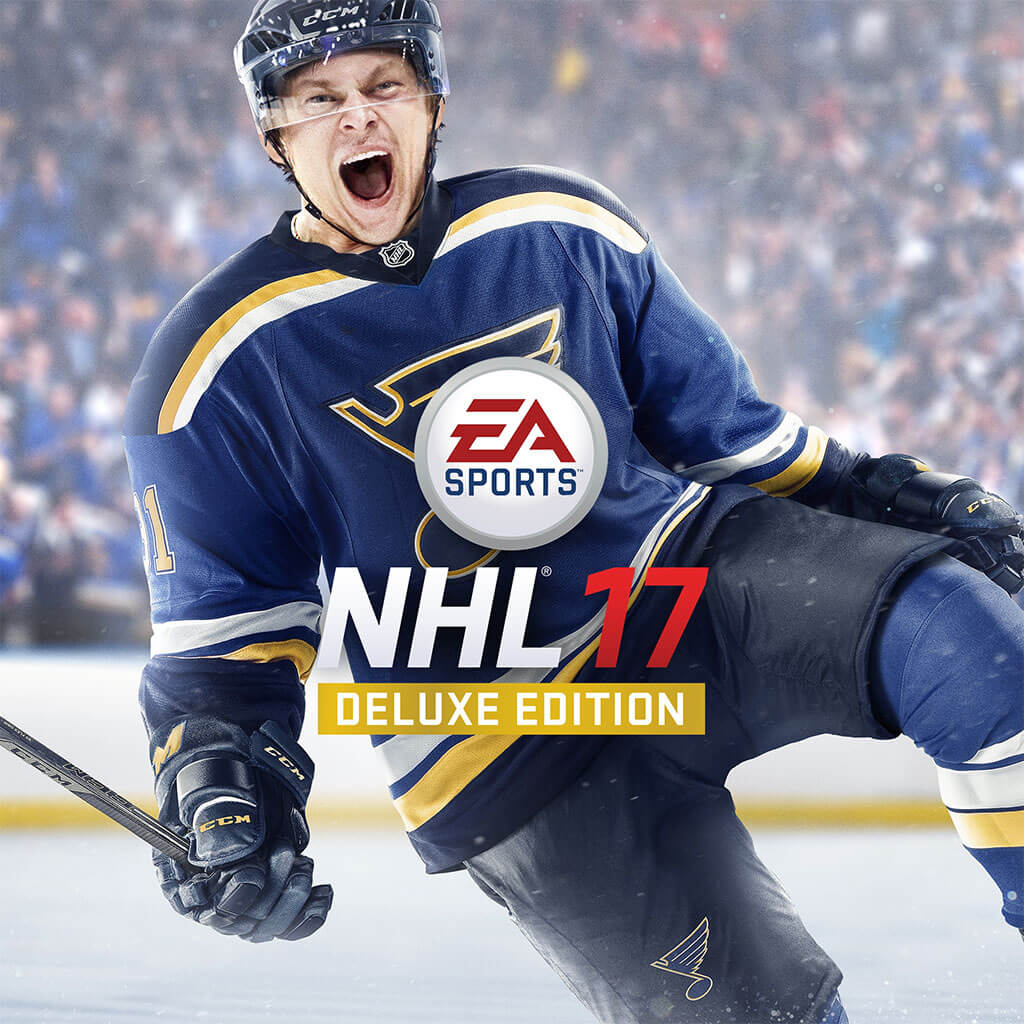 EA Sports NHL 17 Deluxe Edition