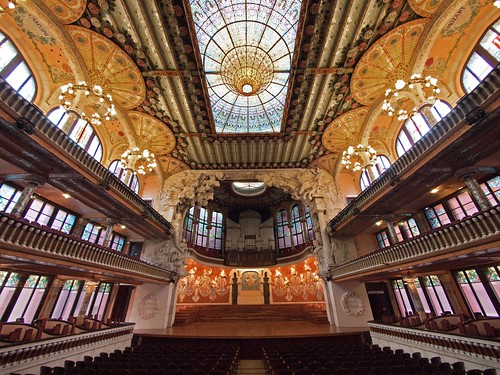 Palau de la Música Catalana | by John Picken