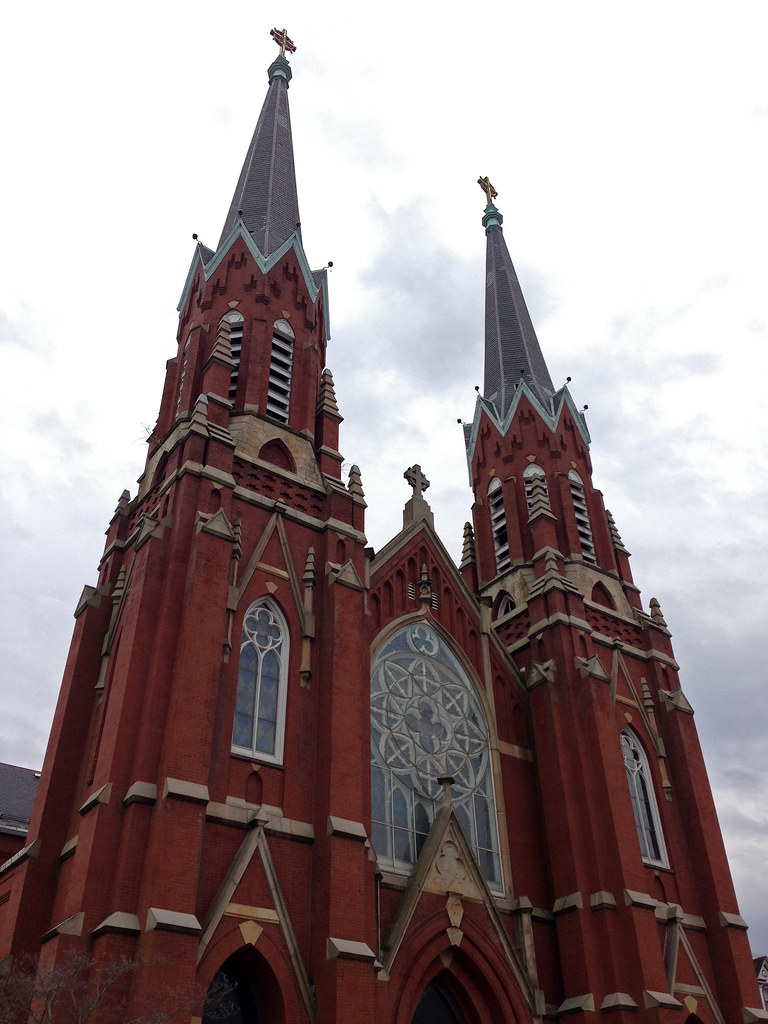 Joe For Oil >> St. Josephs Catholic Church - Oil City, PA   founded 1864 ...