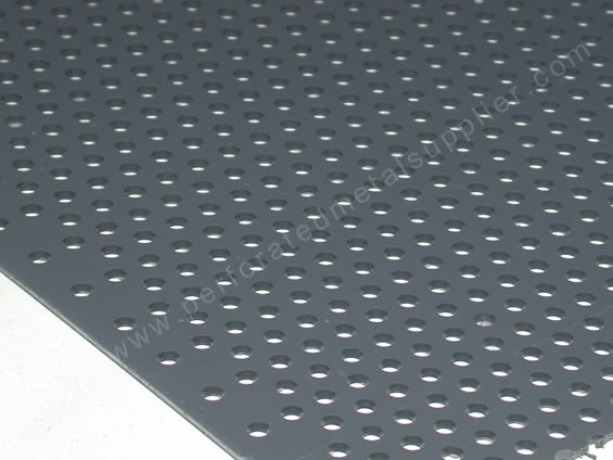 Perforated Plastic Sheet Perforated Plastic
