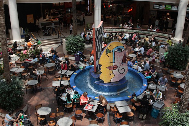 Food Court At Highpoint