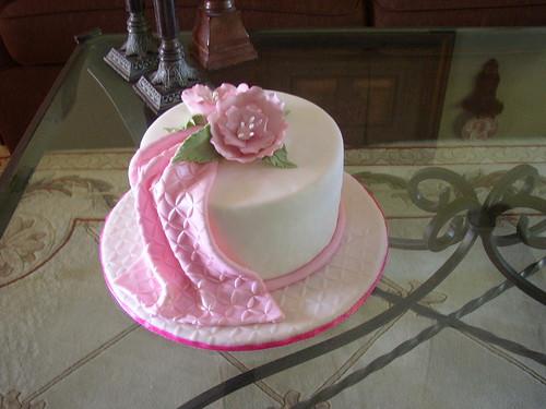 Women s Birthday Cake Cassies Cakes Flickr