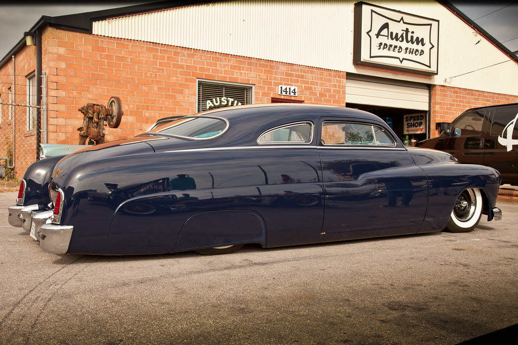 jesse james car | at the austin speed shop | brian harley ...