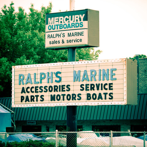 Ralph's Marine | by Thomas Hawk