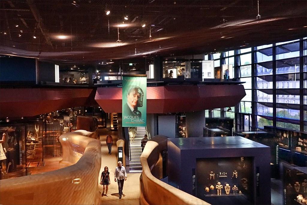Le musée du quai ...