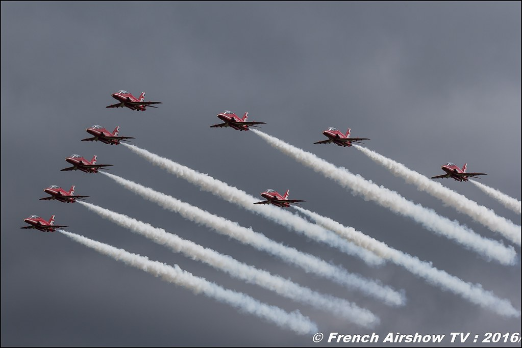 Red Arrows ,Belgian Air Force Days 2016 , BAF DAYS 2016 , Belgian Defence , Florennes Air Base , Canon lens , airshow 2016