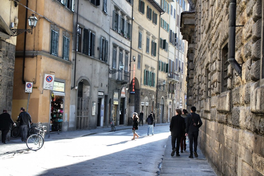 Calles De Florencia Florencia Italia Jorge Gobbi Flickr