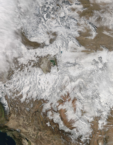 Rocky Mountain Snow | by NASA Goddard Photo and Video