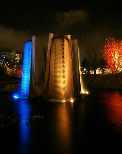 Blossoms Of Light Denver Botanic Gardens Ernie R Flickr