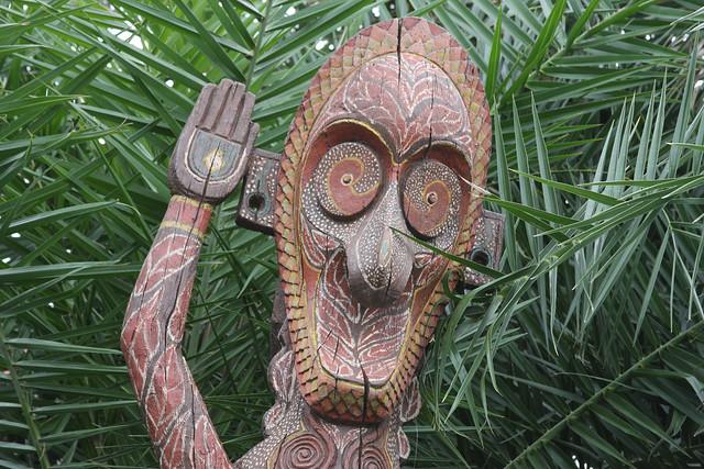Tiki Arts And Crafts