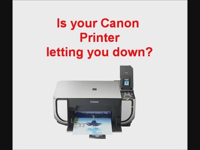 canon pixma mp520 printer service manual