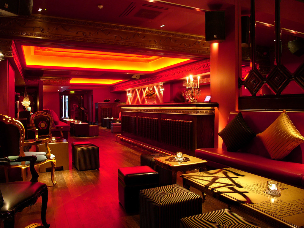 Image Gallery Nightclub Interior