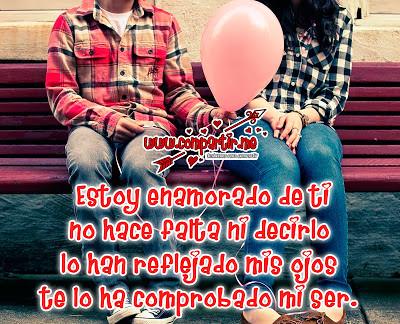 Imagenes De Amor Foto Con Frase De Romantica De Chicos En Flickr