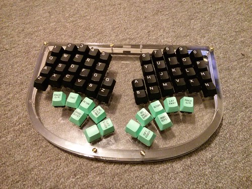 mark 4 keyboard prototype | by jesse