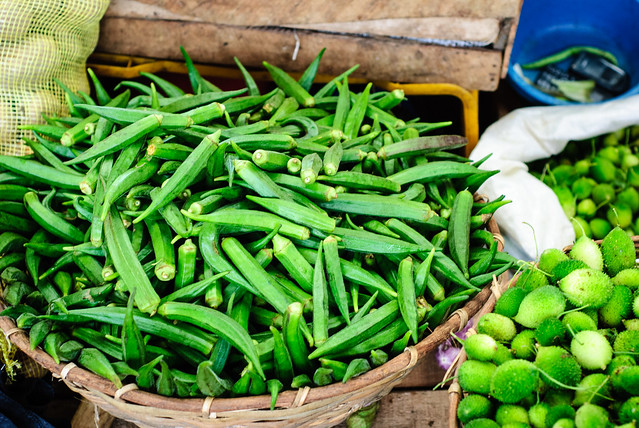 Cameroon Fresh Okra