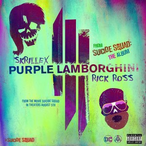 "Skrillex & Rick Ross – Purple Lamborghini (From ""Suicide Squad"")"