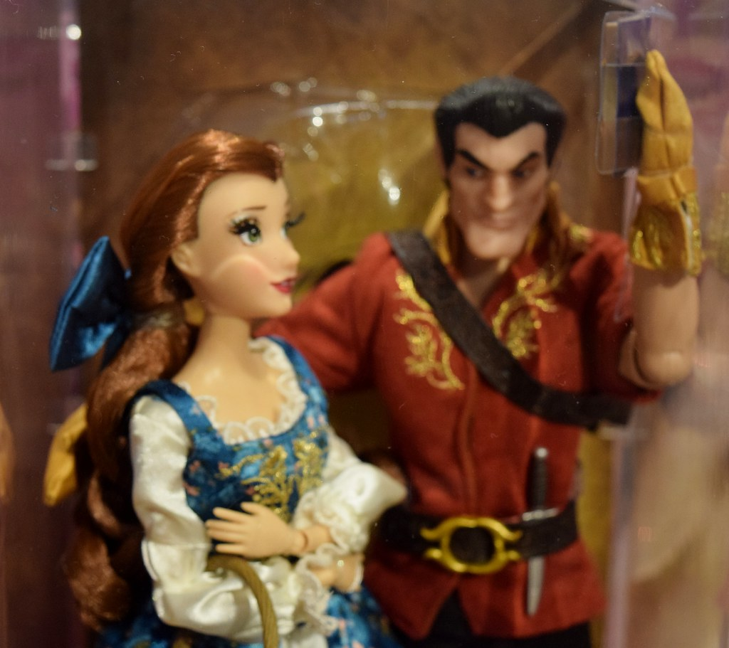 Belle and gaston doll set 2016 dfdc heroes and villains flickr belle and gaston doll set 2016 dfdc heroes and villains disney store display publicscrutiny Gallery
