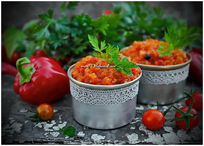 ...vegetable paste