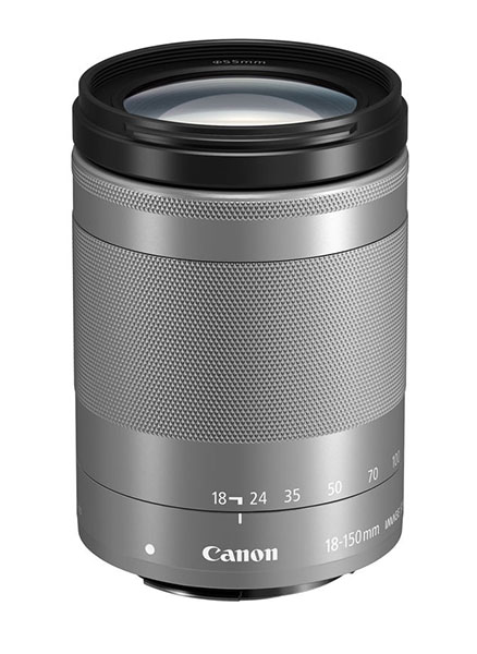 Canon EF M 18-150/3.5-6.3 IS STM
